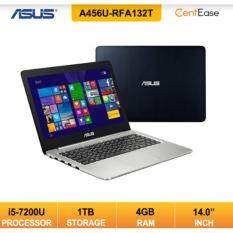 Asus A456U-RFA132T Notebook Laptop 14 Inch Intel Core i5 Windows 10 DDR4 RAM/ Blue Malaysia