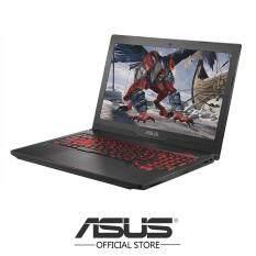 Asus FX503 FX503V-DE4258T 15.6 FHD Laptop (i7-7700HQ, DDR4 4G, SATA 1TB 7200RPM 2.5 HDD, GDDR5 4GB) Malaysia