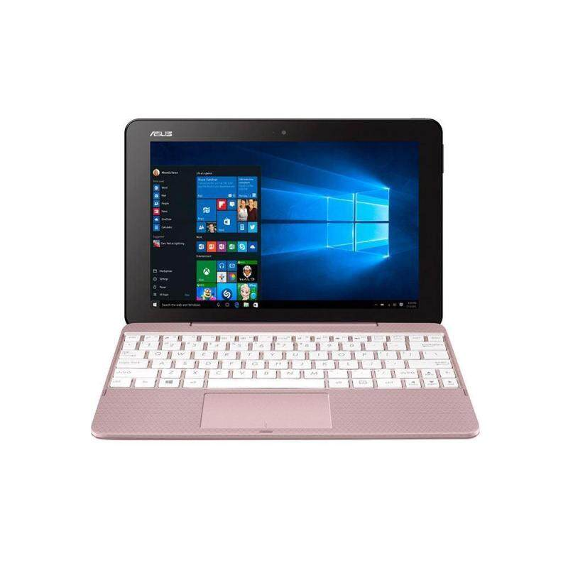 ASUS Transformer Book T101H-AGR007T  Intel x5-Z8350  2GB  64GB  10.1 Touch  W10H - Pink Gold Malaysia