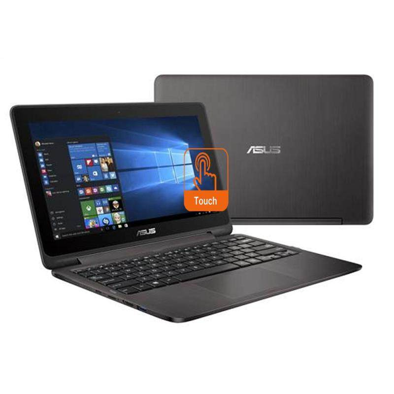 Asus Transformer Book TP201S-AFV0024D 11.6 Touch Laptop Mineral Grey (N3060, 4GB, 500GB, Intel, DOS) Malaysia