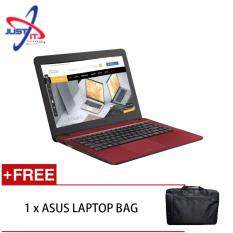 ASUS X441U-AWX317T I3-6100U 4GD4 500GB WIN10H (RED) FREE ASUS LAPTOP BAG Malaysia