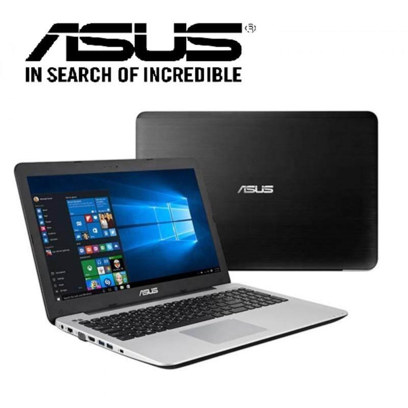 Asus X555B-PXO098T Laptop (AMD A9-9420/4GB D4/500GB+128GB/AMD R5 M420 2GB/15.6˝/W10) Black Malaysia