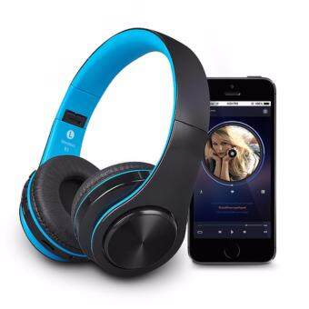 B3 Bluetooth Headphones Wireless Stereo Headset Headphone HeadfoneWith Mic Support TF Card FM Radio For Smartphone PC