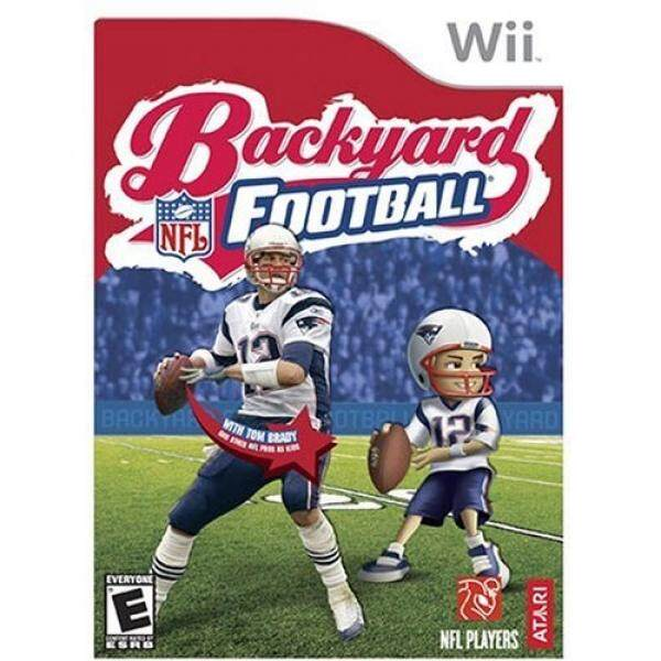 Backyard Football - Nintendo Wii - intl