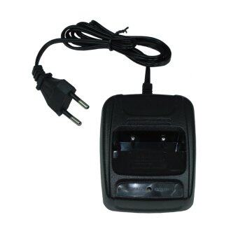BAOFENG WALKIE TALKIE BATTERY AC CHARGER FOR RADIO BF-666S, BF-777S, BF-888S (BLACK)