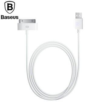 Baseus Original 1.2M 30pin USB Data Cable for Apple Data Sync 30pinUSB Cable for IPhone