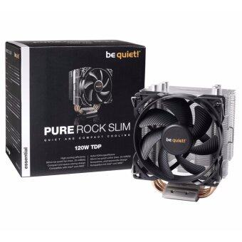Be quiet! Pure Rock SLIM Quiet and Compact Cooling CPU Cooler
