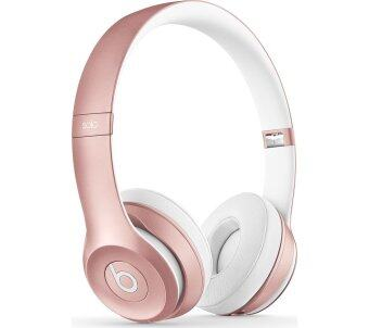 Beats by dr. dre Solo 2 Wireless Headphones Rose Gold