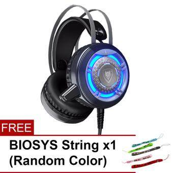 BIOSYS Nubwo N1[NP26] RGB Gaming Headset With Microphone, Comfortable Headphones for PC/Laptop