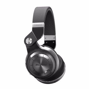 Bluedio T2+ Bluetooth 4.1 Headphones + EDR Wireless Stereo Capabilities + Mic + TF Card Support (Black)