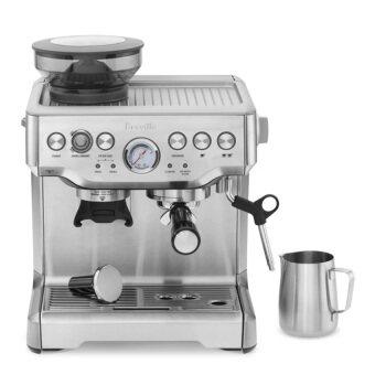 Breville Bes870 Barista Express Espresso Machine Lazada