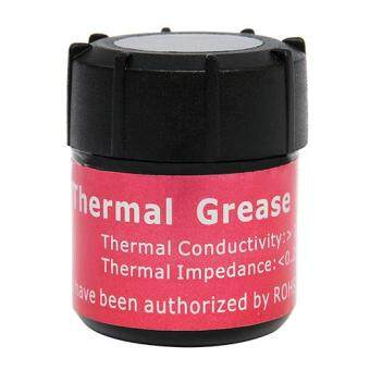 Broadfashion 30g Thermal Grease Conductive Silicone Paste CoolingCooler Heatsink for CPU PC