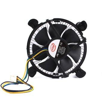 BUYINCOINS Computer CPU Cooling Cooler Fan Heatsink For IntelSocket Core2 LGA 775