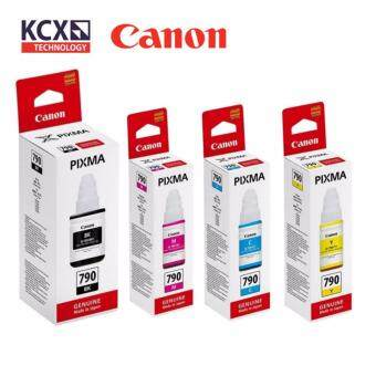 Canon GI-790 (BCMY) 4 Ink bottles value pack (for PIXMAG1000/G2000/G3000/G4000)