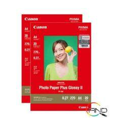 CANON PP-208 A4 (20 sheets) x 2 Pack Malaysia