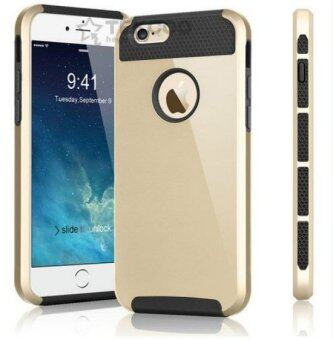 Case Cover for Apple iPhone 5 5s Hard Plastic Back Cover i5 i6 i7Mobile Phone Case(Gold)