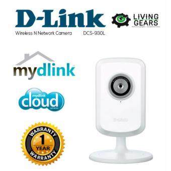 D-LINK DCS-930L Wireless N Surveillance IP Cloud Camera Home Security (CCTV)
