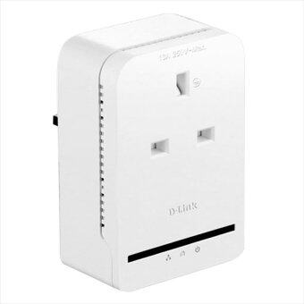 D-Link Dhp-P308Av Powerline Av+Passthrough Mini Adapter