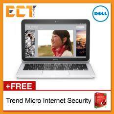 Dell Inspiron 11 3162-0525SG-W10 Multimedia Notebook (N3050 2.16GHz,500GB,2GB,11.6,W10) - White Malaysia