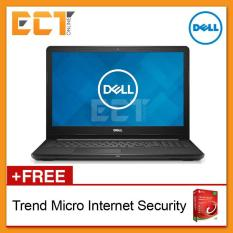 Dell Inspiron 15-3565 Notebook (AMD A6-9200 2.80Ghz,128GB SSD,8GB,AMD R4,15.6,W10) Malaysia