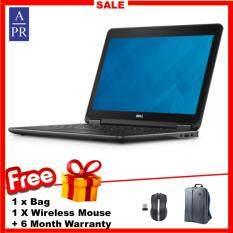 Dell Latitude E7240 Laptop Notebook Intel® Core i5-4310u 2.0GHz,8GB ,256GB ,12.5 inch (Factory Refurbished)+ 6 Month Warranty ( Super Deal) Malaysia