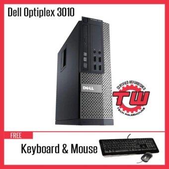 ☄ Make Dell Optiplex 3010 (SFF) Desktop PC (Factory