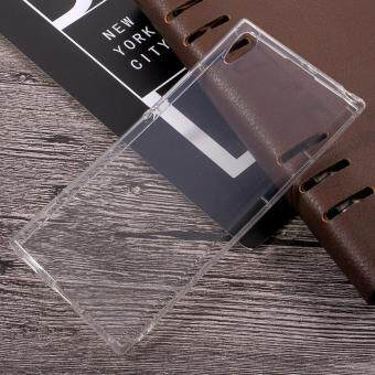 Drop-resistant Clear TPU Mobile Phone Case for Sony Xperia XA1Ultra