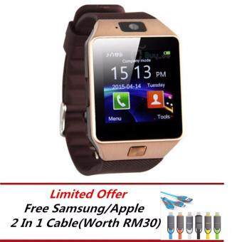 DZ09 Bluetooth Smart Watch For Android And IOS + Limited Free Gift(Hot Sale)