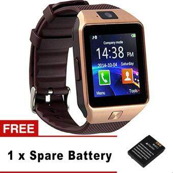 DZ09 smart watch for Apple android phone support SIM/TF card MP3 smartwatch with camera Anti-lost