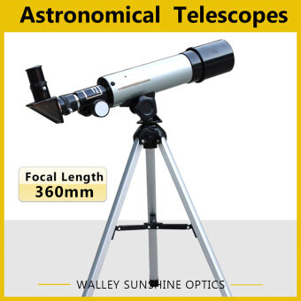 F36050 Telescope 90X High Power Monoculars Refractor Type SpaceAstronomical Telescope For Kids With Portable Tripod