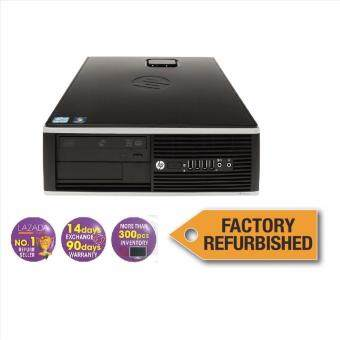 Factory Refurbished HP Compaq 6200 SFF, 2nd Generation, Core i3, 2GB, 160GB, Win 7 Pro