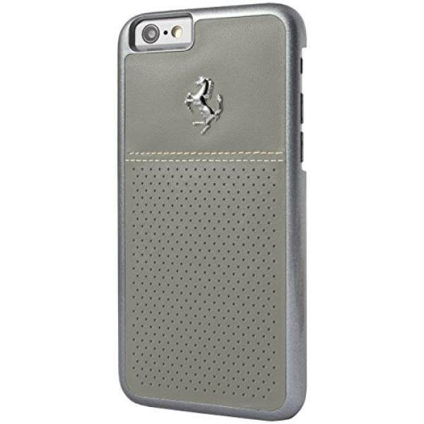 "Ferrari GT Berlinetta Hard Case Perforated Leather for iPhone 6/6S - 4.7"" -"