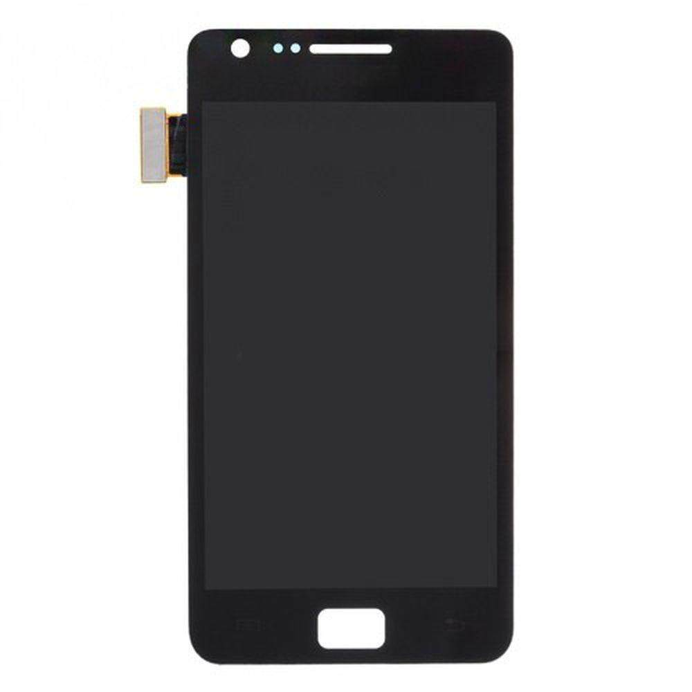 For Samsung Galaxy S2 S II i9100 LCD Display Touch Screen Digitizer Assembly Replacement - intl