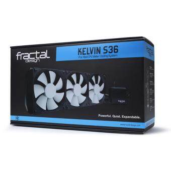 # FRACTAL DESIGN Kelvin S36 # AIO Cooler l AM4 Ready
