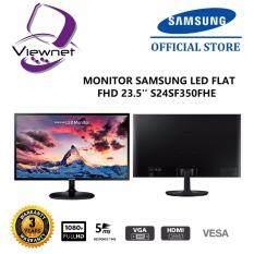 GENUINE SAMSUNG S24SF350FHE 24 LED Monitor 4ms VESA Mount HDMI+VGA Malaysia