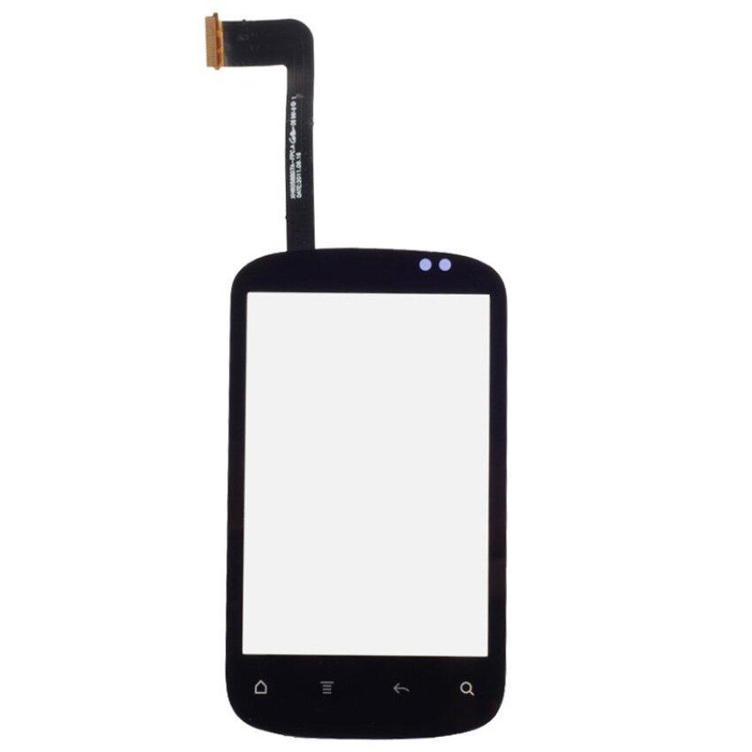 Kaca Digitizer untuk HTC Explorer Pico A310e (Hitam)--Intl
