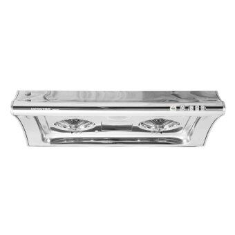 Hesstar Cooker Hood HCH-90AC Silver