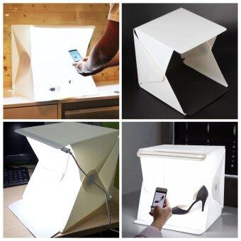 High Quality Portable Mini Photo Studio Box Photography BackdropBuilt-in Light