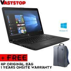 HP Notebook Black 14-bw053AU(A6-9220/4GB/500GB/W10/14) Malaysia