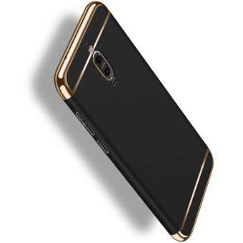 Huawei Mate 9 PRO Luxury Protective Matte Case Cover Casing(Black)