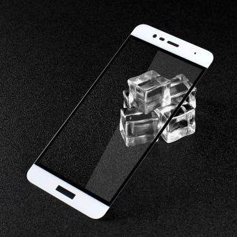 IMAK Full Size Mobile Tempered Glass Screen Guard for Asus Zenfone3 Max ZC520TL - White