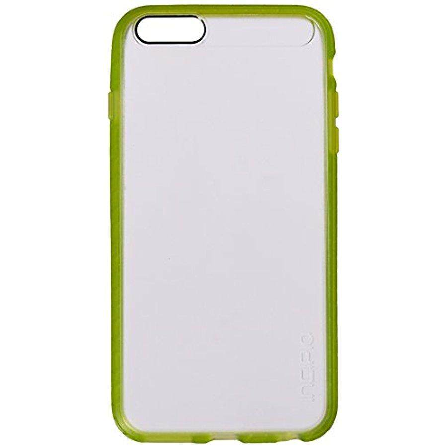 iPhone 6 Plus/iPhone 6s Plus Case, Incipit [Co-Molded Case][Shock Absorbing] Octane Case for iPhone 6 Plus/iPhone 6s Plus-Frost/Neon Green - intl