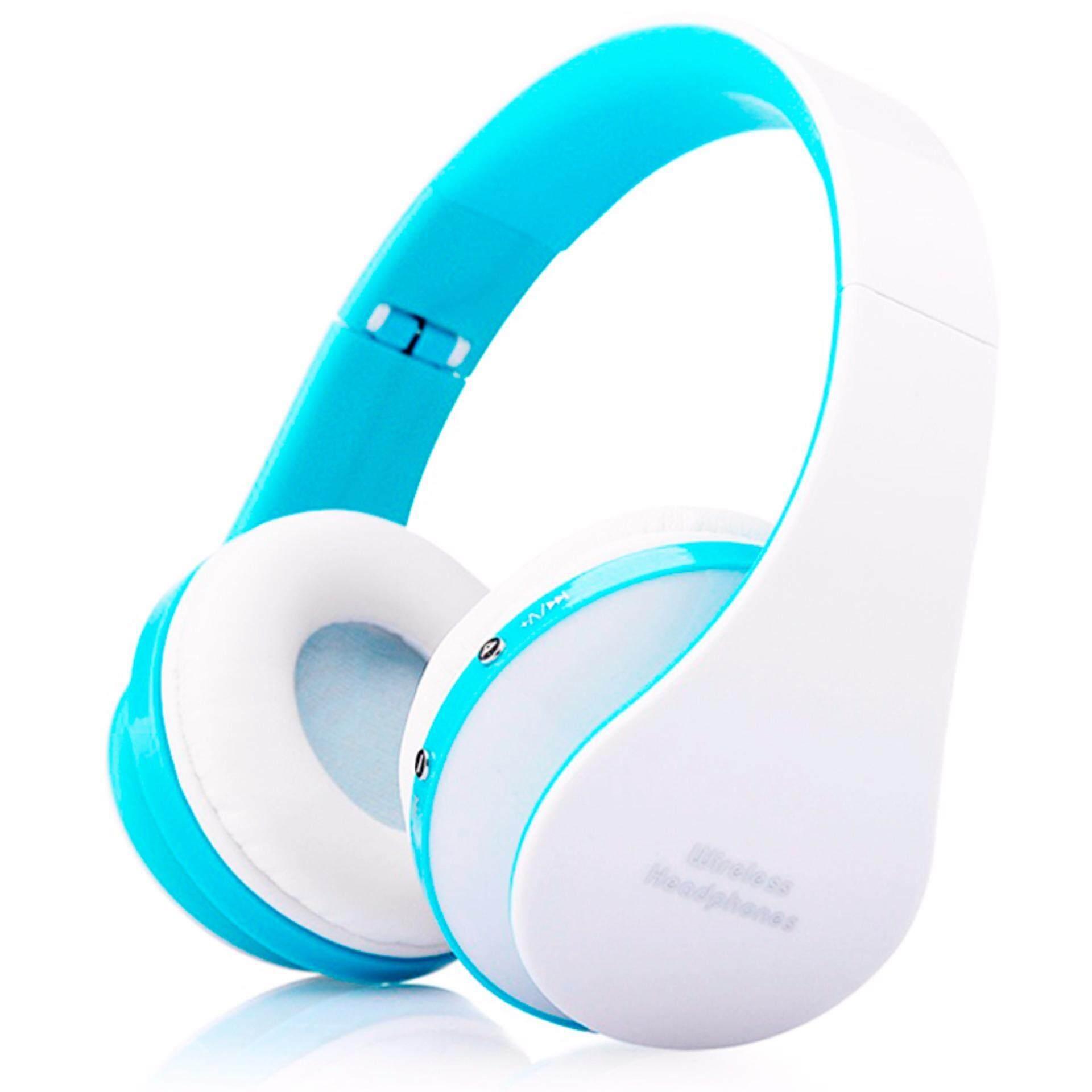 IUNYK NX-8252 Professional Foldable Wireless Bluetooth Headphone Super Stereo Bass Effect Portable Headset IP0022