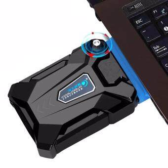 Laotop Cooler Vacuum Fan Laptop USB Cooler with Cooling Vacuum Fan