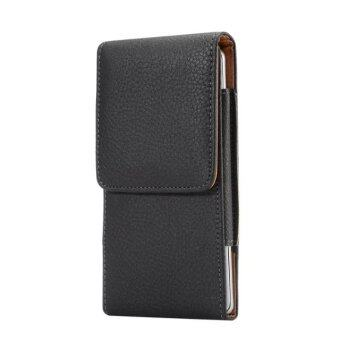 Leather Case with Rotating Belt Clip for Apple iPhone 6plus/iphone 6s plus/iphone 7 plus Cell phone pockets,Hanging waist holster