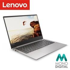 Lenovo ideapad 720S-13ARR Ryzen 5 13.3 Laptop 81BR0018MJ - Platinum (Lenovo Malaysia) Malaysia