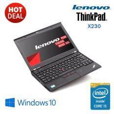 LENOVO THINKPAD X230 (ORIGINAL)  CORE I5 V-PRO BOXPACK Malaysia