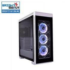 Lian Li Alpha 550 RGB Mid Tower ATX Case - White Malaysia