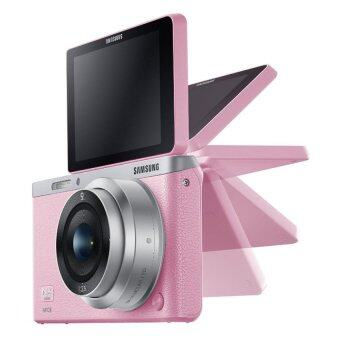 (Local) Samsung Smart Camera NX Mini 20.5MP Pink + 9mm Lens