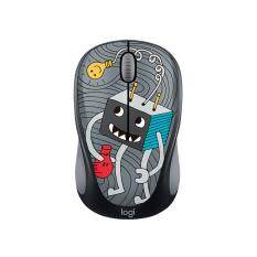 LOGITECH DOODLE COLLECTION M238 WIRELESS MOUSE -LIGHTBULB Malaysia